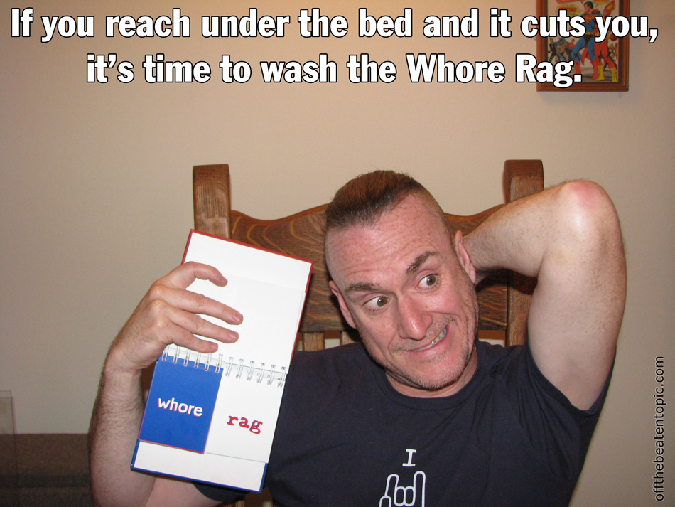 RC - Whore Rag