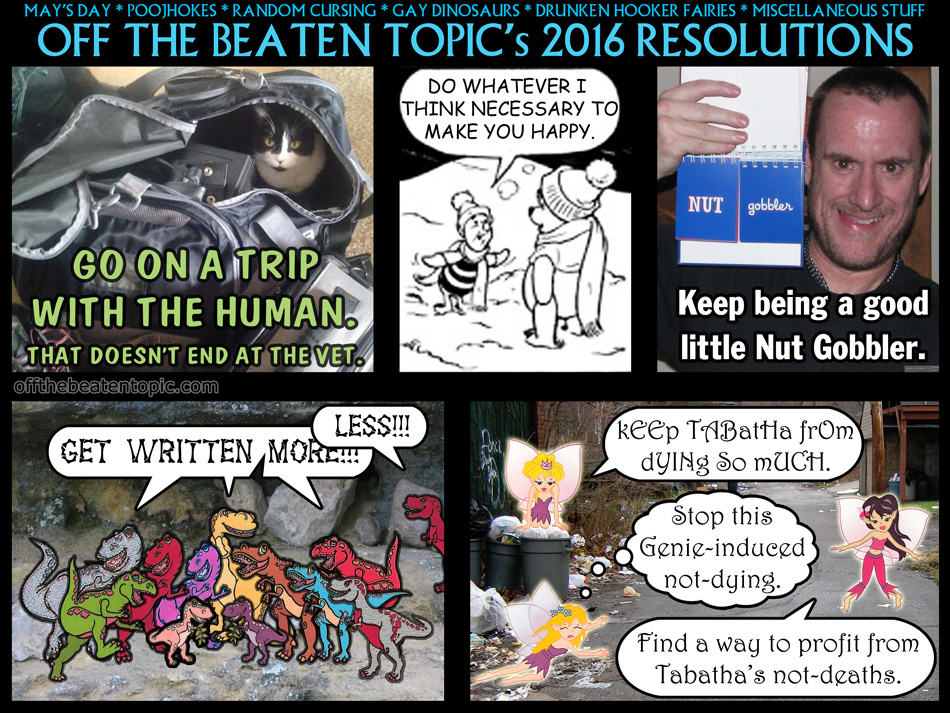 2016 Holiday From OTBT