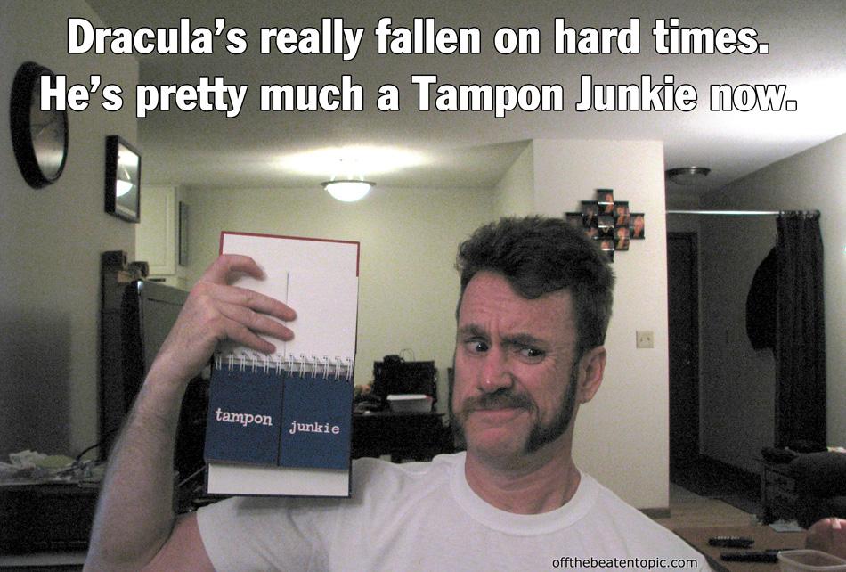 RC - Tampon Junkie